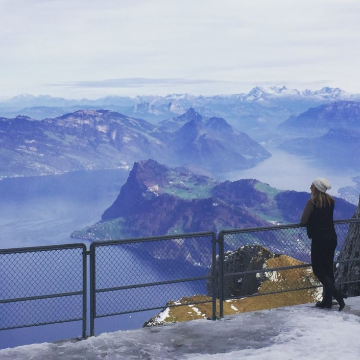 Mount Pilatus - Lucerne, Switzerland